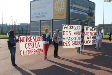 Eurosatory - Un commerce inacceptable !